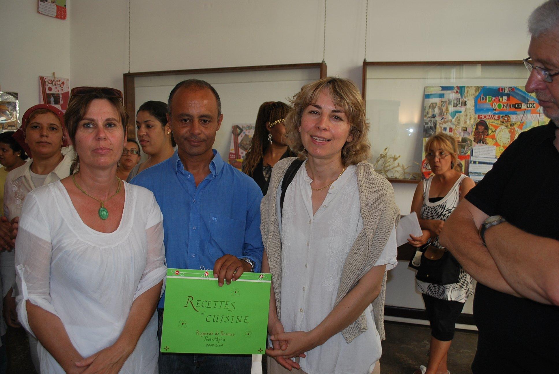 expo regard de femme 2009